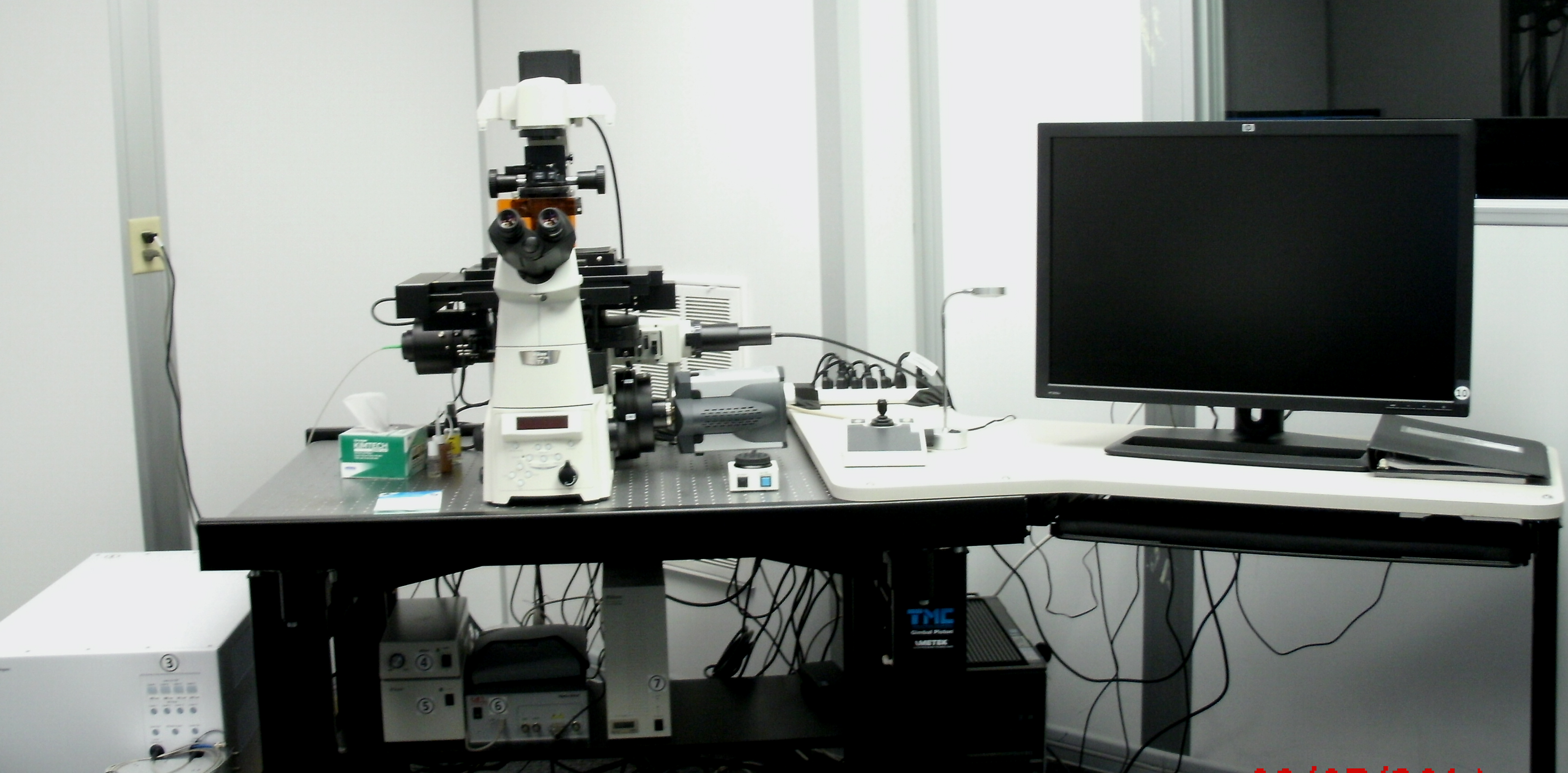 Light Microscopy Resources | Office of Scientific Affairs